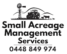 Small Acreage Management Services